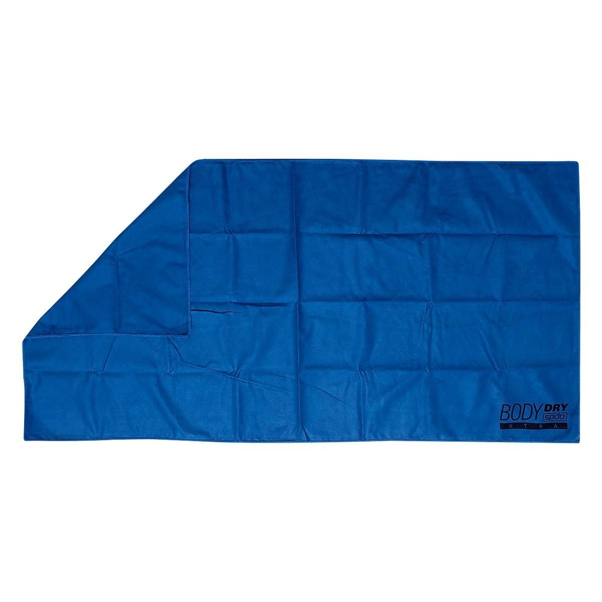 Toalha Speedo Body Dry Xtra Azul Marinho