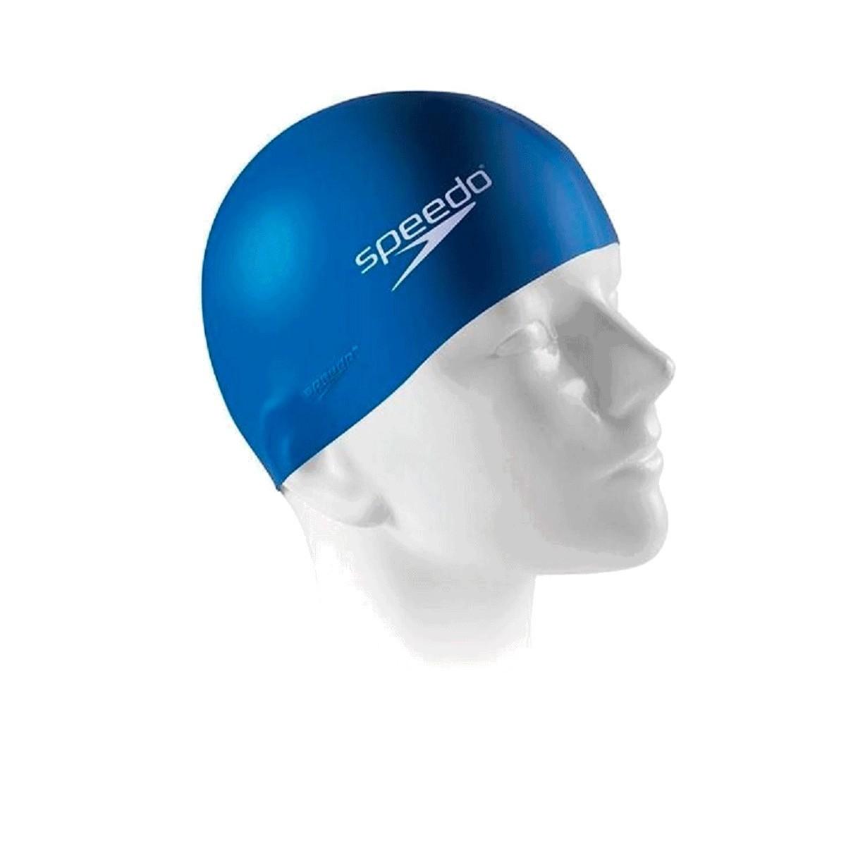 Touca Natação Speedo Junior Swim Cap Azul