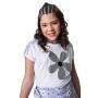 Blusa Carol flor indie kid
