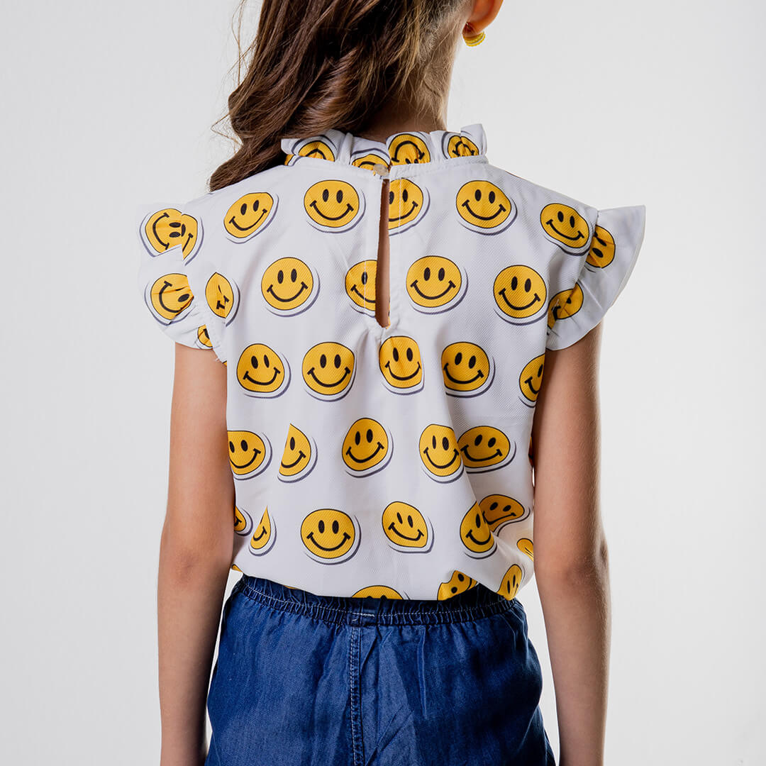 Blusa Roberta Smile