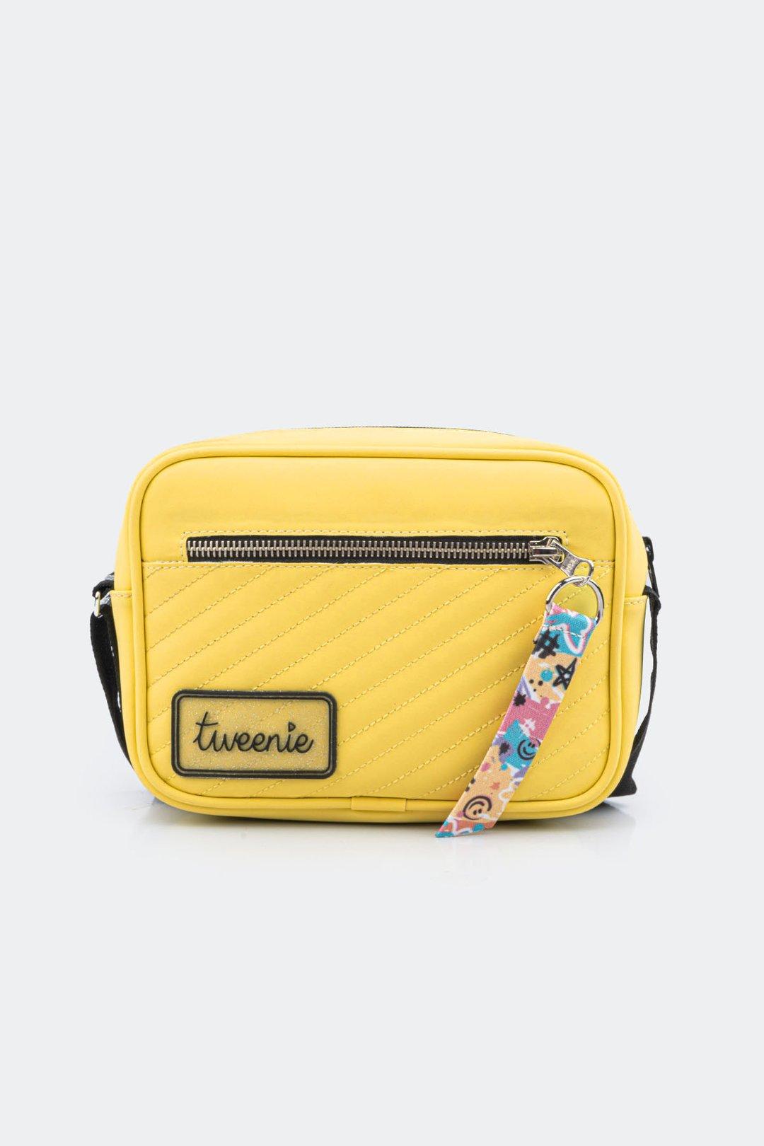 Bolsa tiracolo Duda amarela