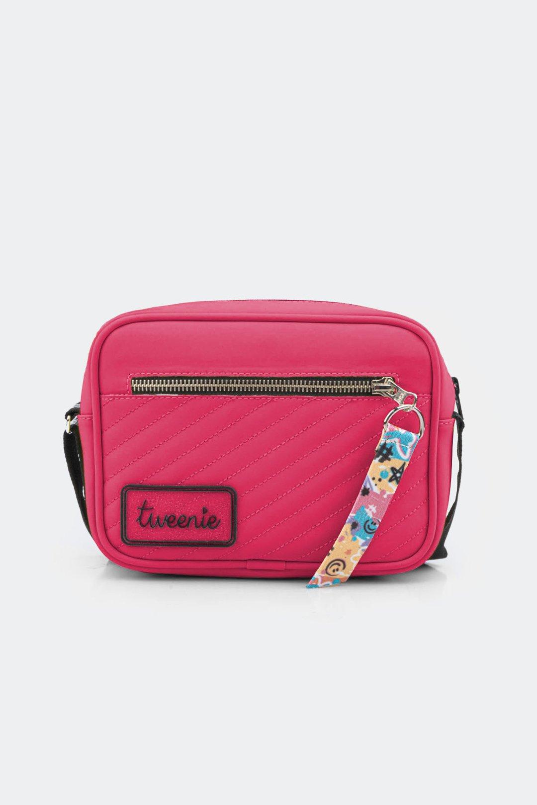 Bolsa tiracolo Duda pink