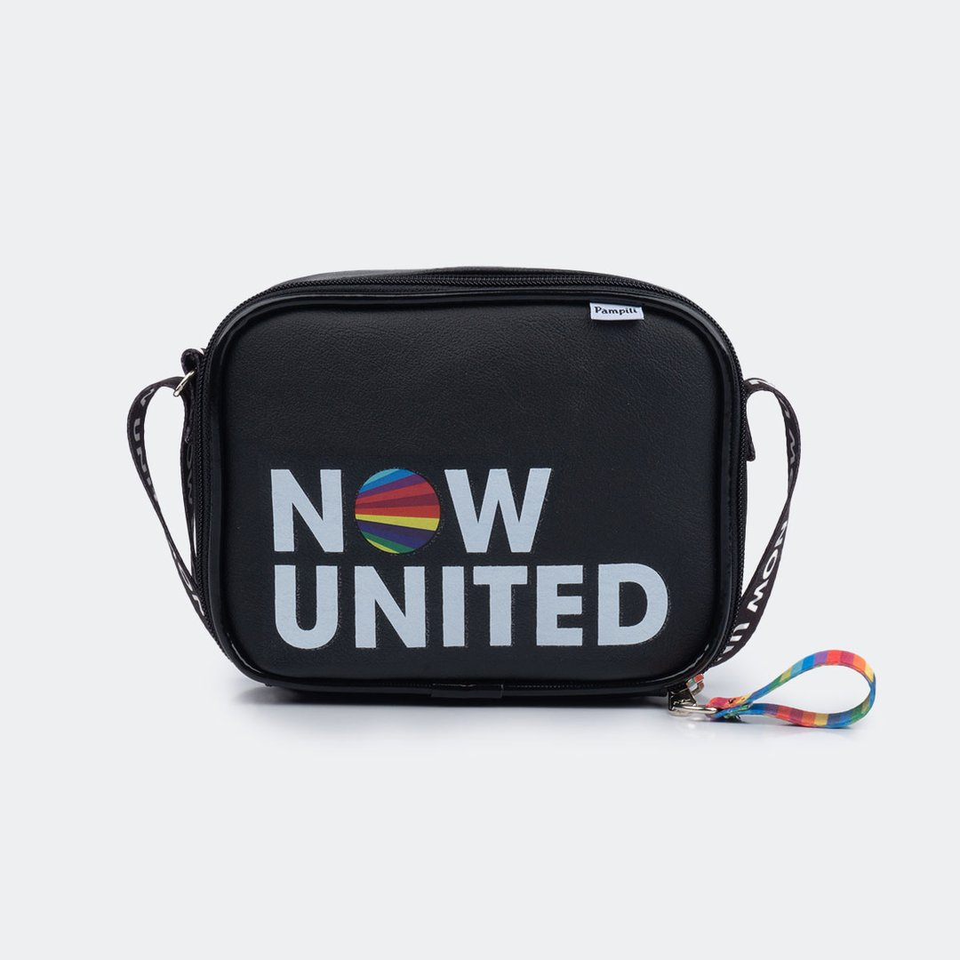 Bolsa tiracolo Now United