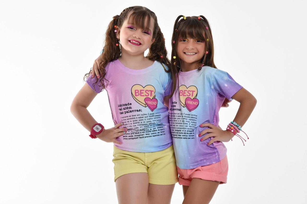 Camiseta AMIZADE