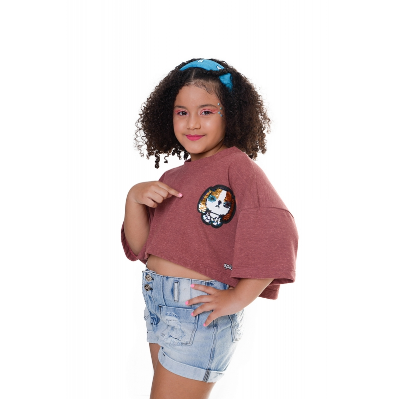 Cropped Gabi Powerful Doll