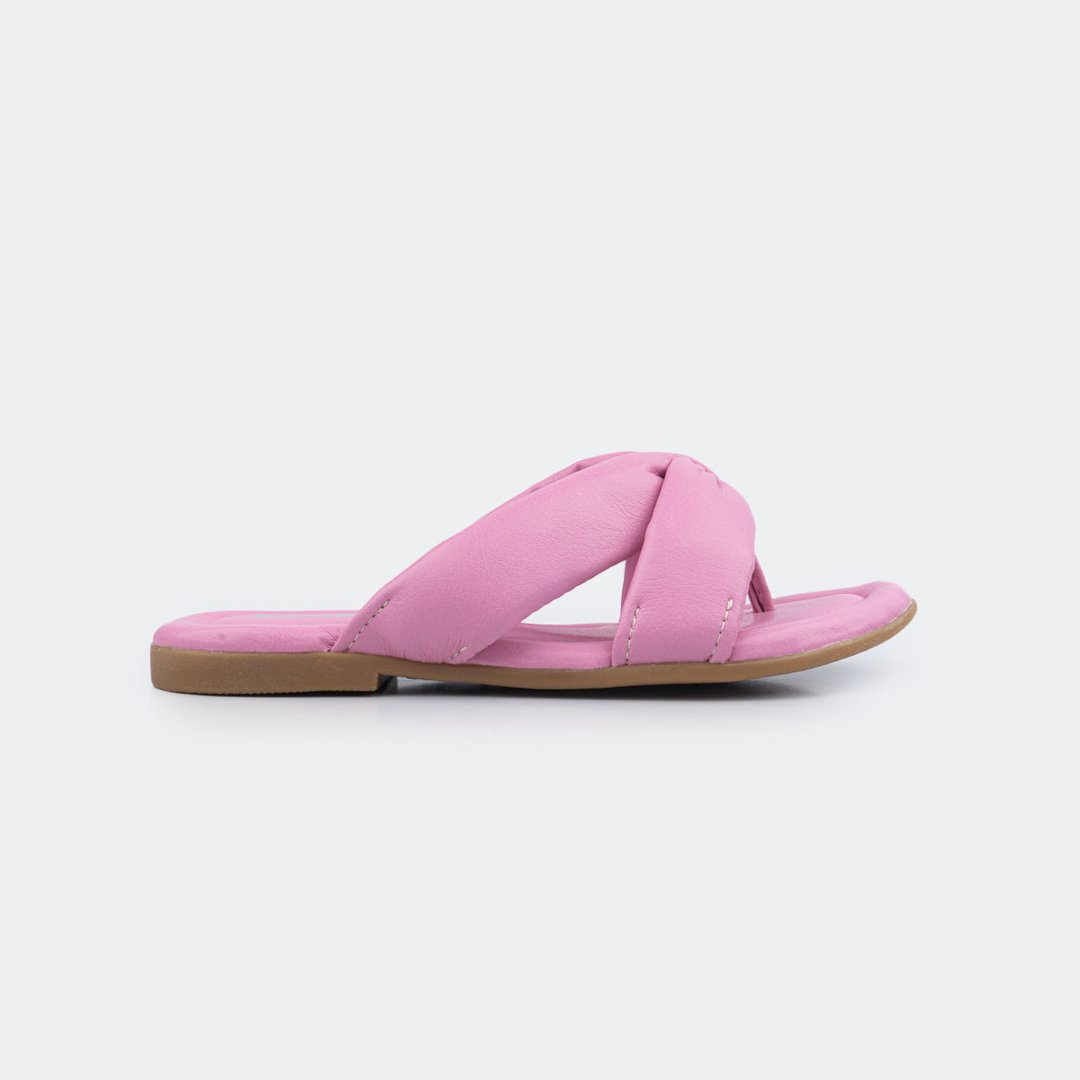 Sandalia Cherrie comfy rosa