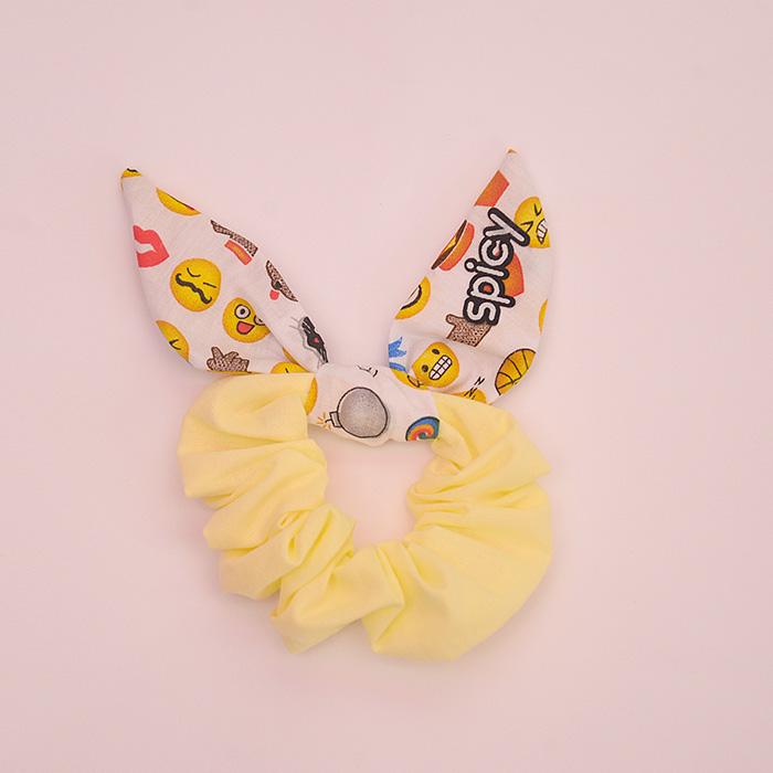 Scrunchie Cute Protect Emoji