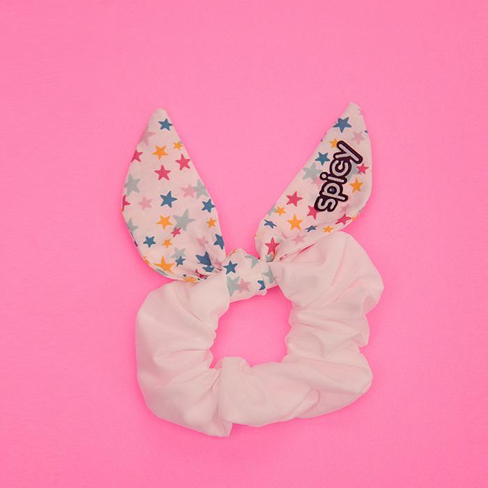 Scrunchie Cute Protect Estrela