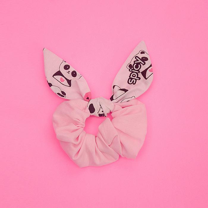 Scrunchie Cute Protect Panda