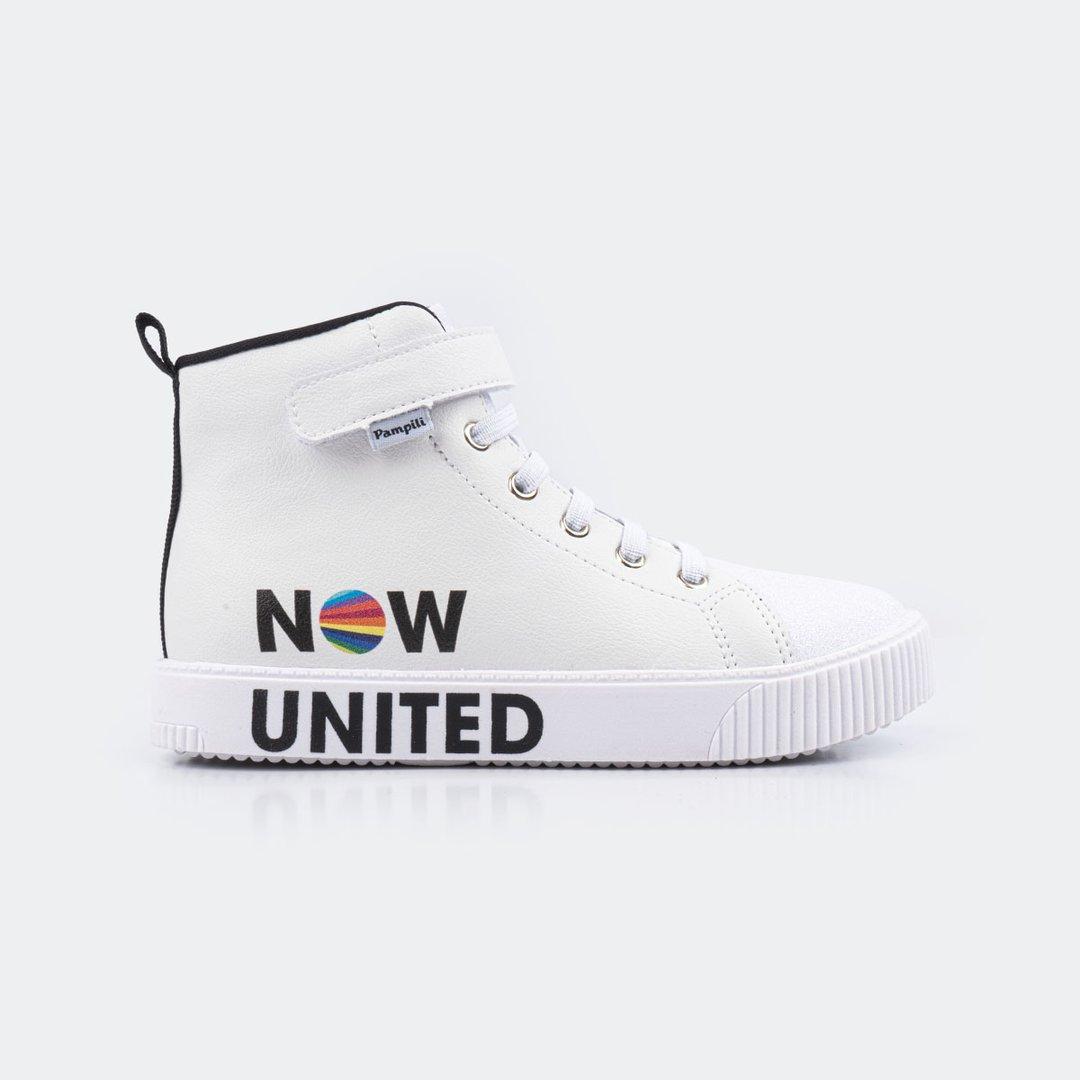 Tênis Luna Now United cano médio