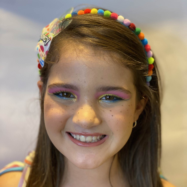 Tiara Muse Kid de Pompons
