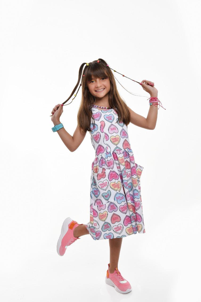 Vestido Laurinha Sweet