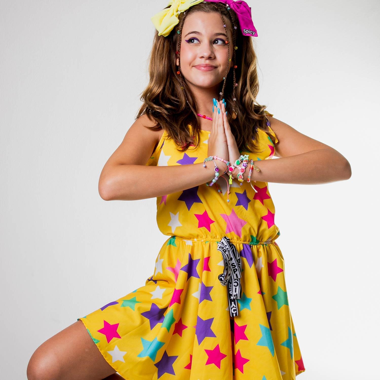 Vestido Nicole Estelar