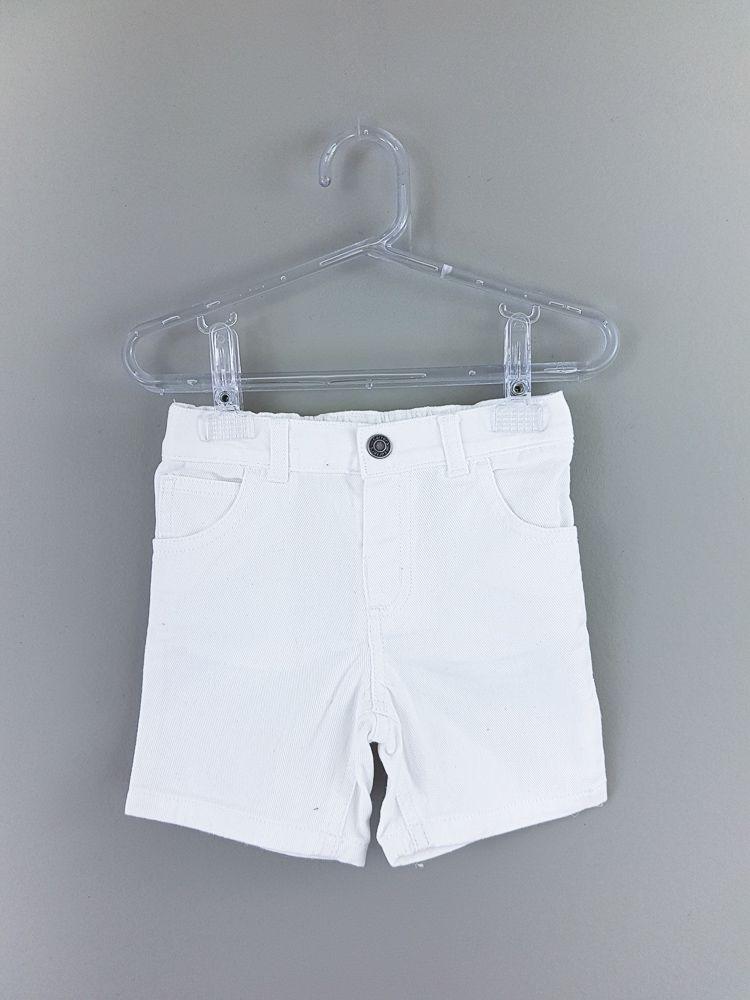 Bermuda jeans carters tam 24m