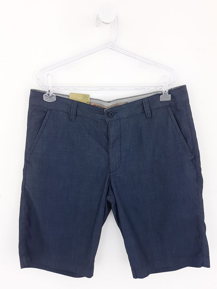 Bermuda sarja marinho Aramis Jeanswear tam 44