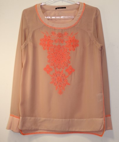 BLUSA CANAL ROSE P