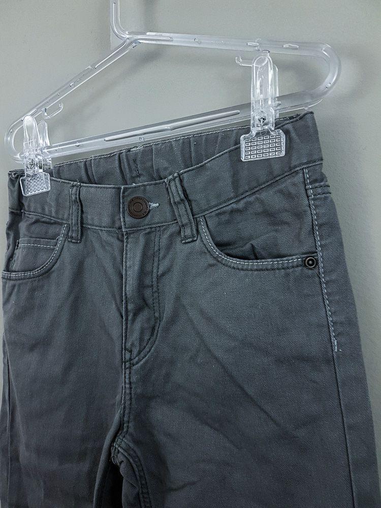 Calça jeans cinza H&M tam P