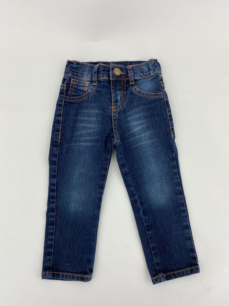 Calça jeans escuro Pool Kids tam 1
