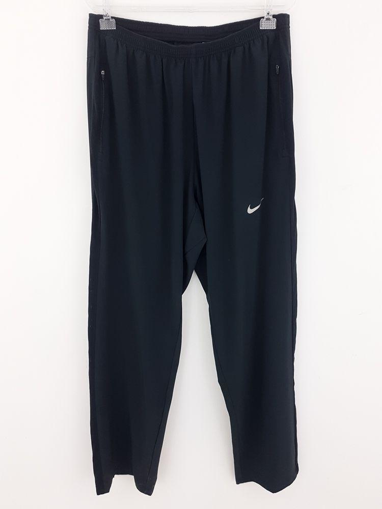 Calça tactel preta Nike tam XL