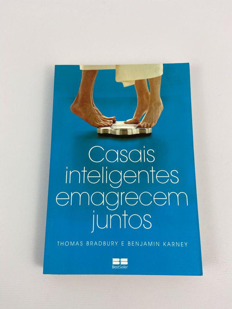 Livro Casais Inteligentes Emagrecem Juntos