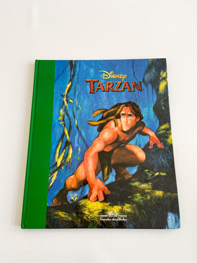 Livro Tarzan: A Lenda Da Selva