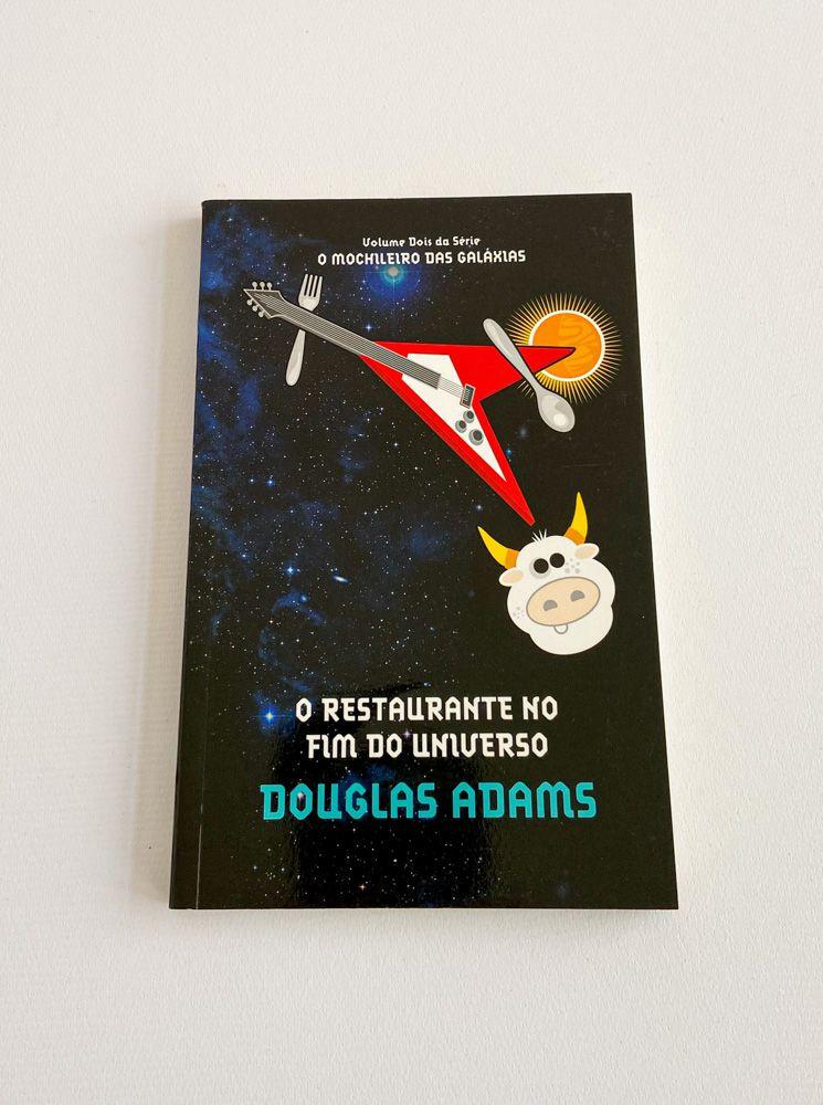 Livro O Restaurante No Fim Do Universo