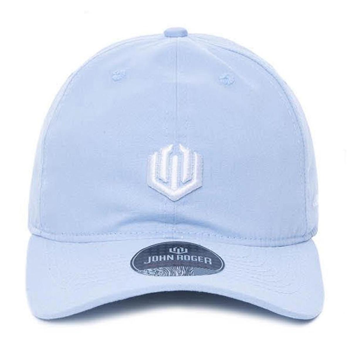 Boné John Roger - Azul C Dad hat