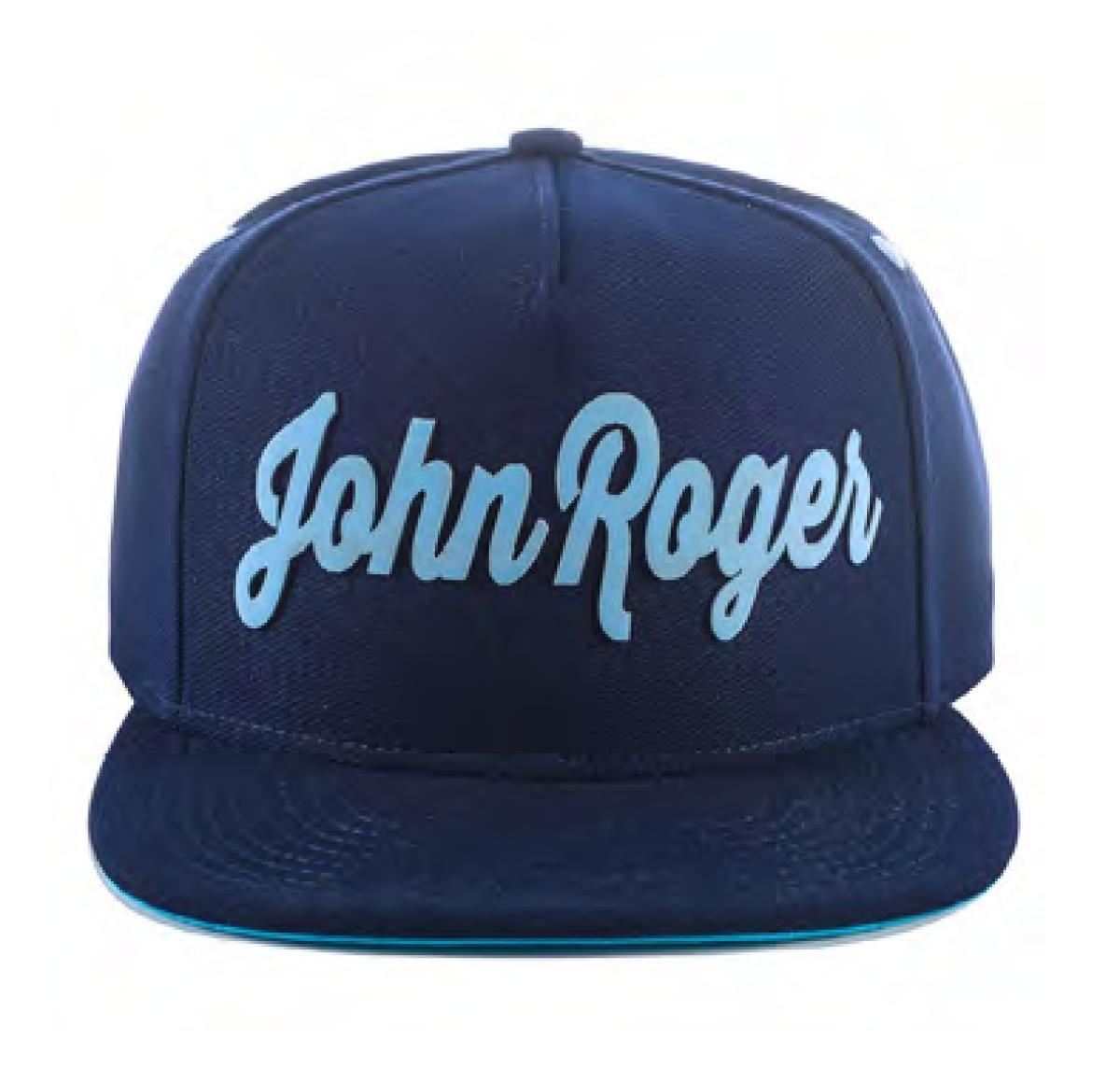 Boné John Roger - Logo Manusc.