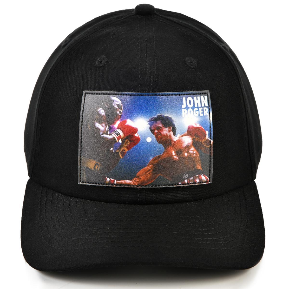 Boné John Roger - Rocky