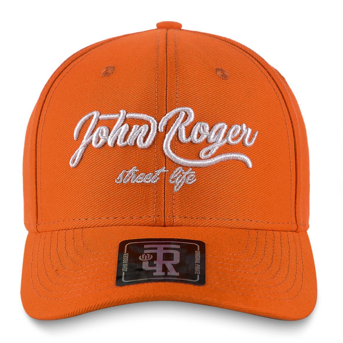 Boné John Roger - Street Life