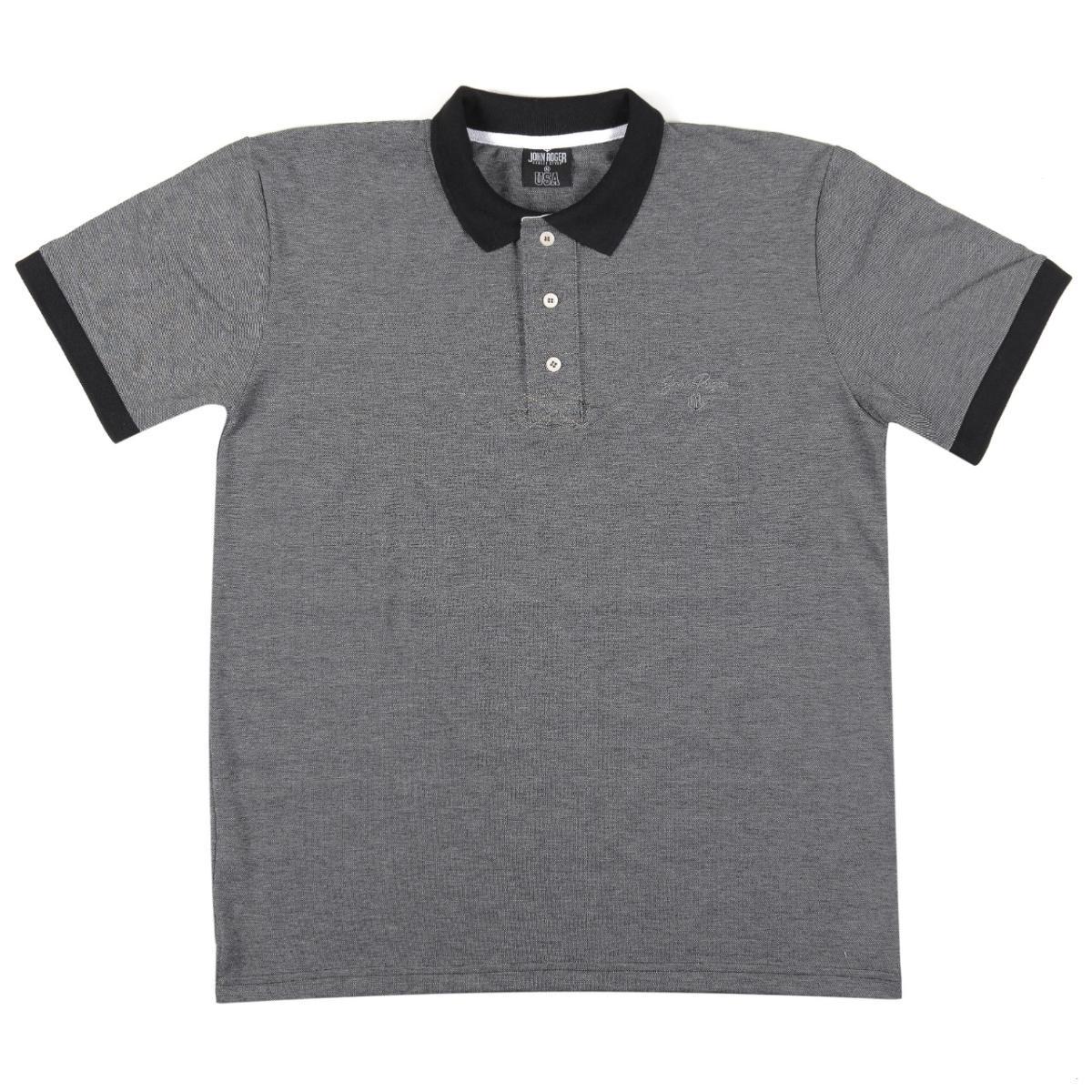 Camisa Polo - John Roger Logo 3
