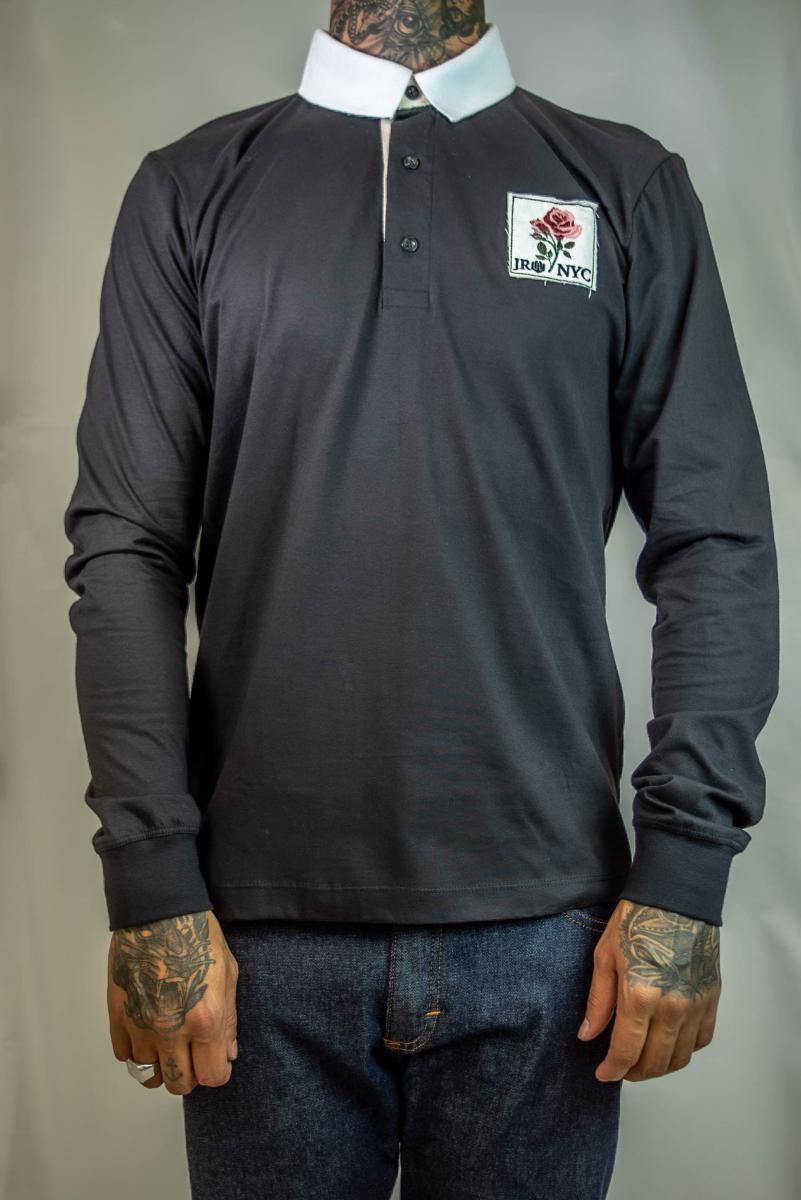 Camisa Polo Manga Longa - John Roger