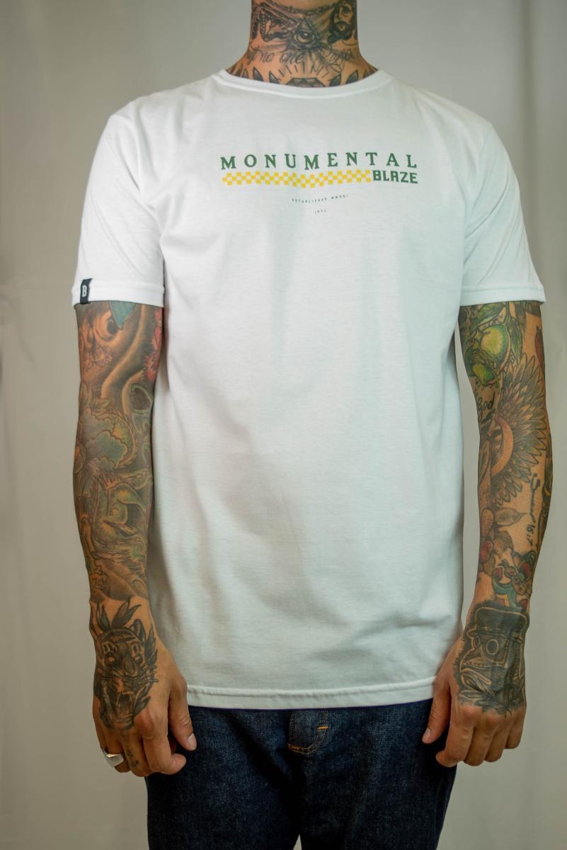 Camiseta Blaze - Monumental