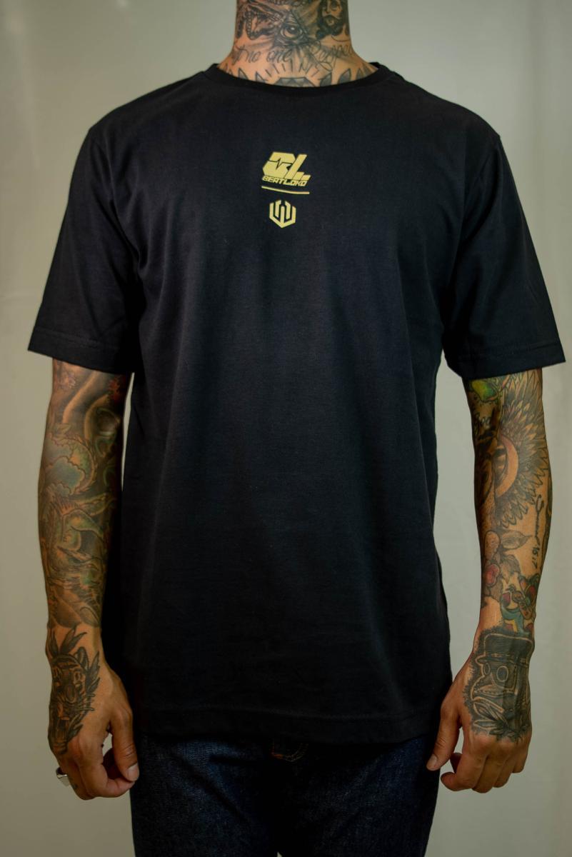 Camiseta Dj Cia x John Roger 2