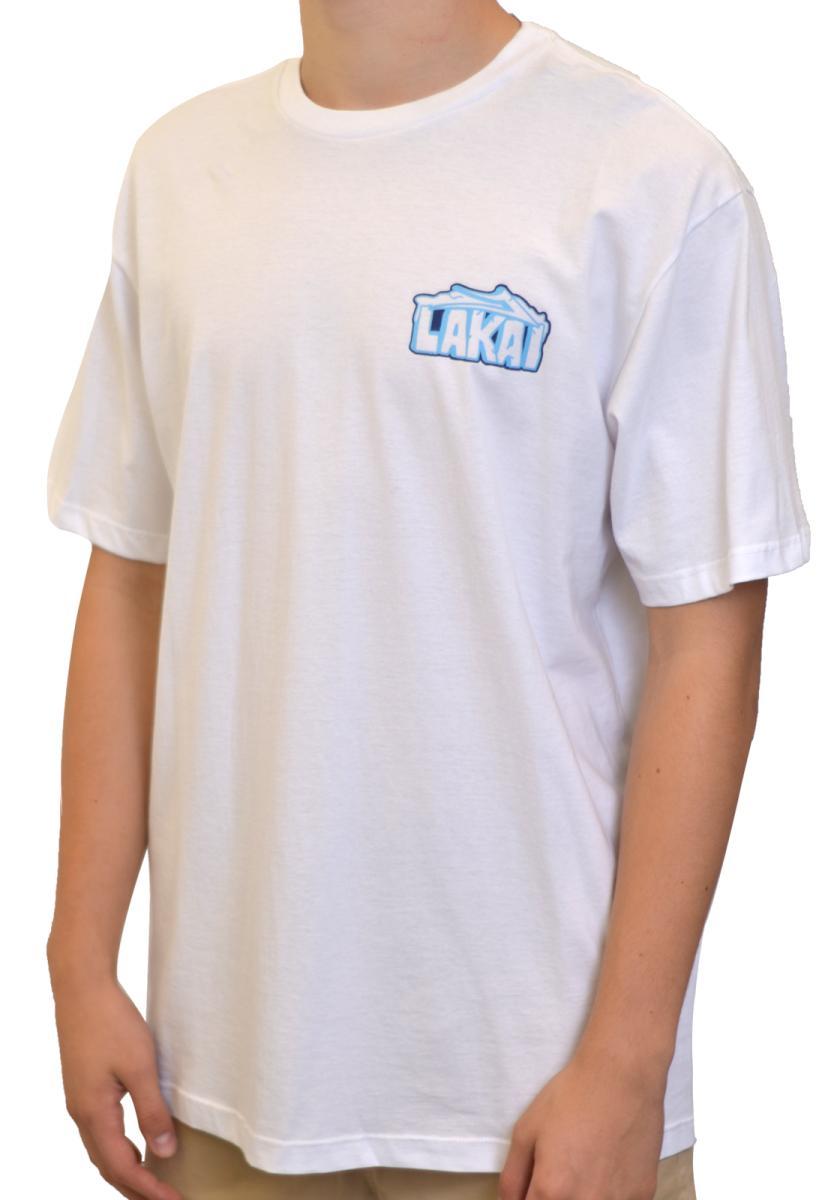 Camiseta huf silk cold dawg branco