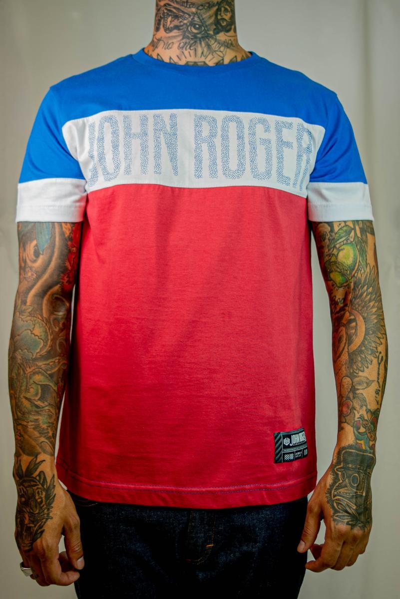 Camiseta John Roger - 3 Color