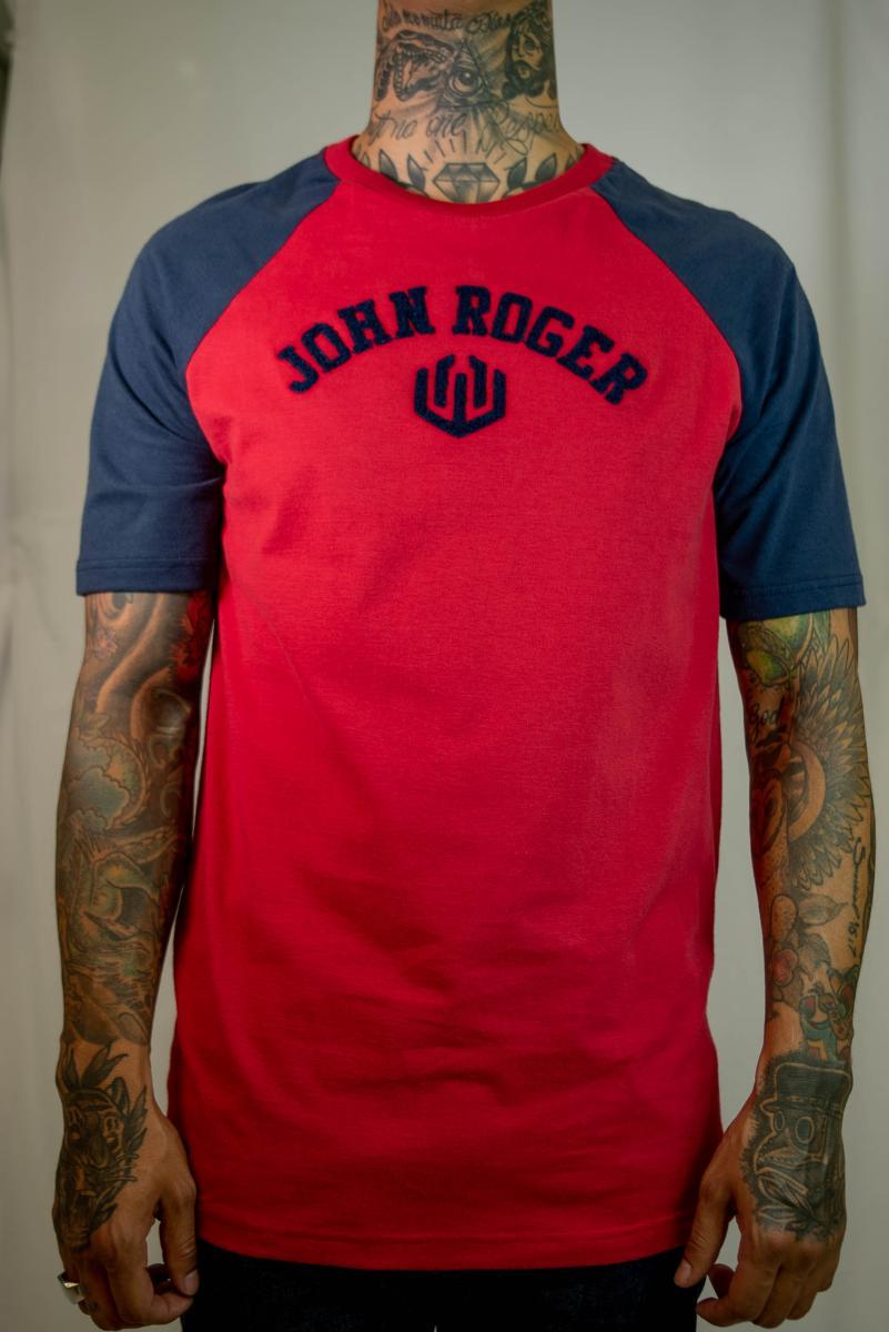 Camiseta John Roger - Baseball JR