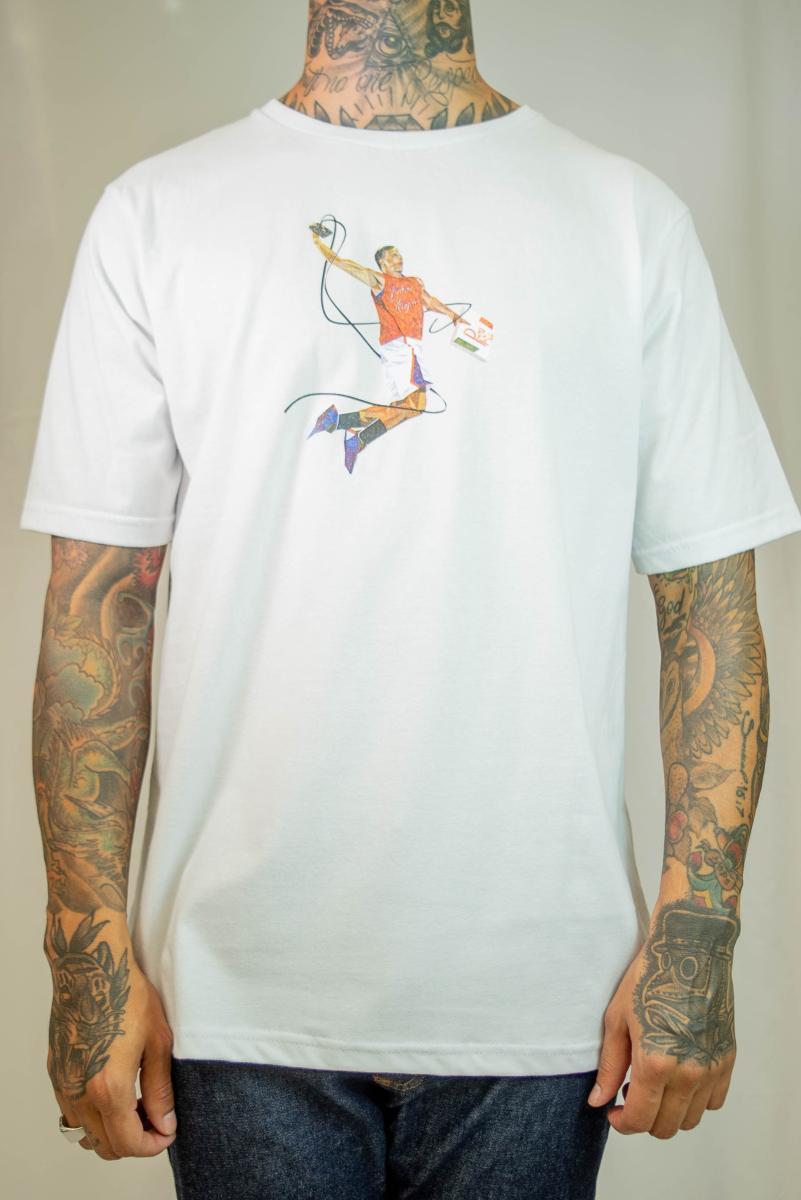Camiseta John Roger - Basket W.