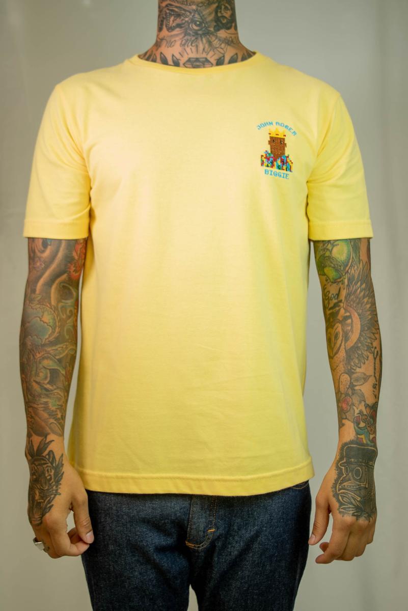 Camiseta John Roger - Biggie