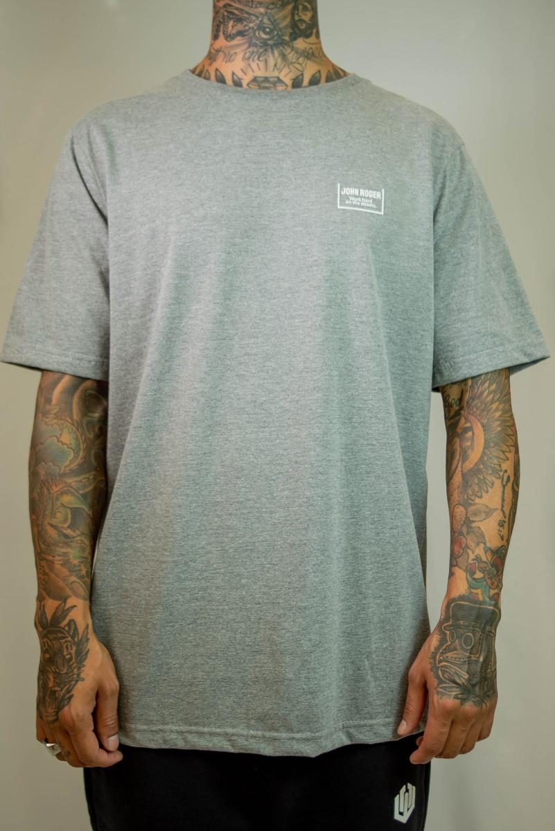 Camiseta John Roger - Box JR