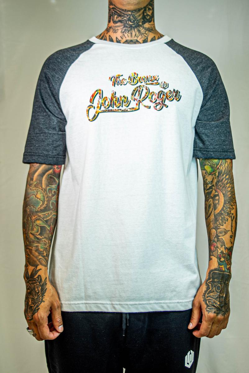 Camiseta John Roger - College Tie Dye
