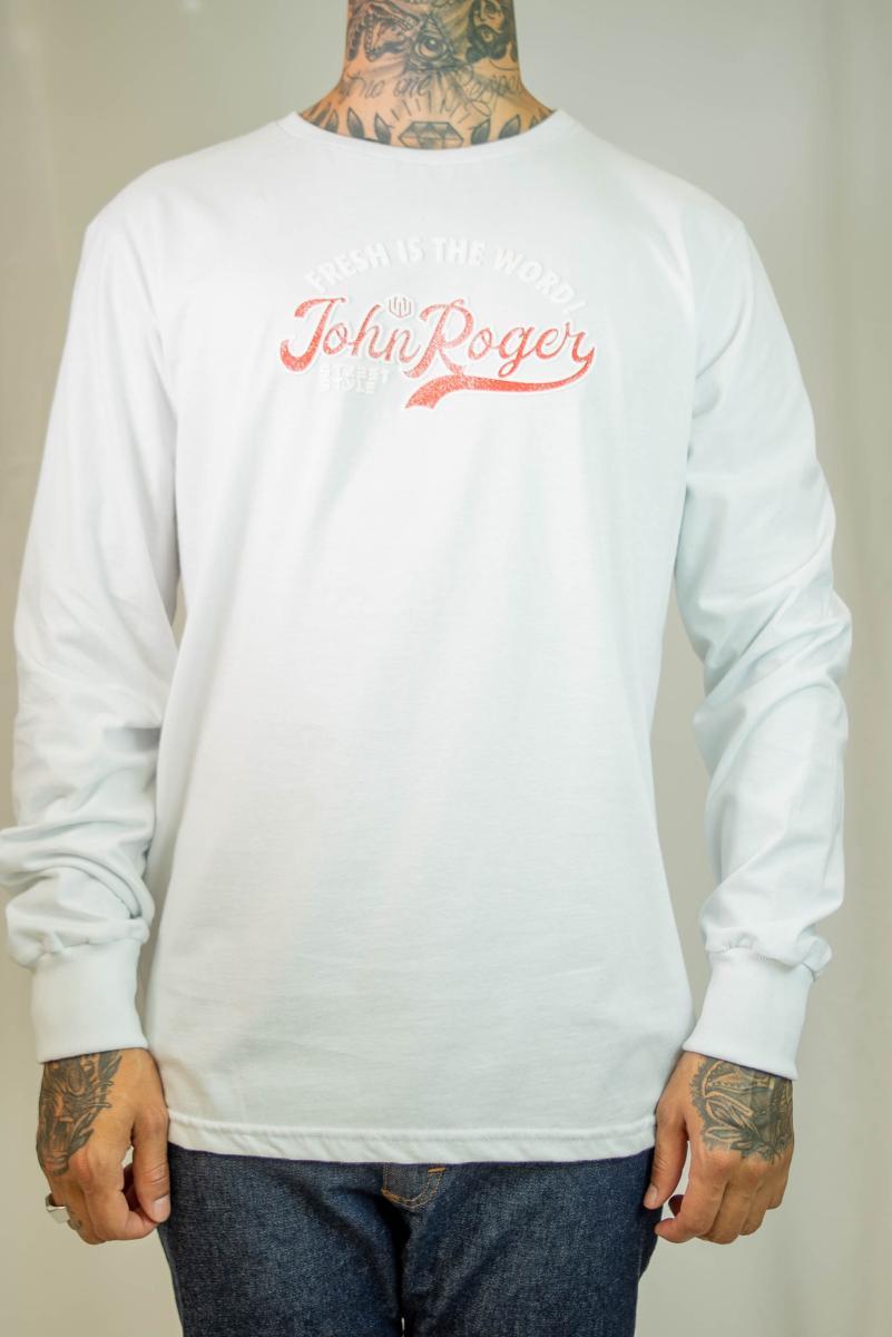 Camiseta John Roger - Fresh 3