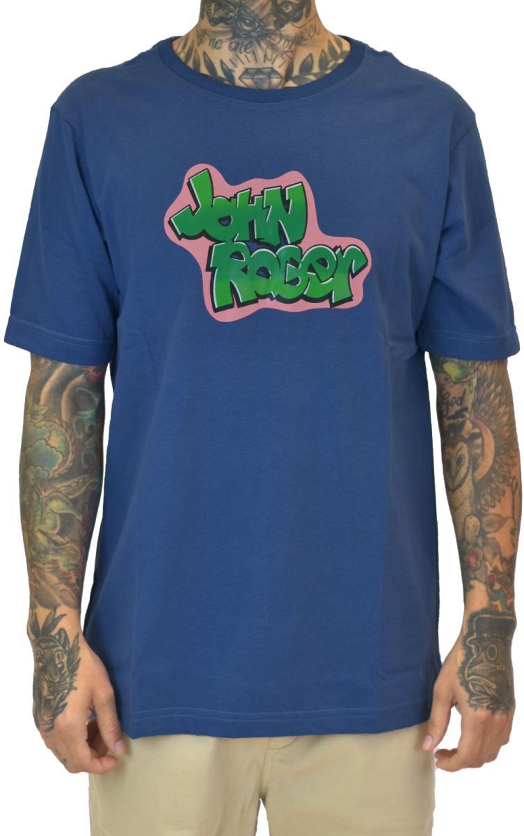Camiseta john roger fresh prince - royal