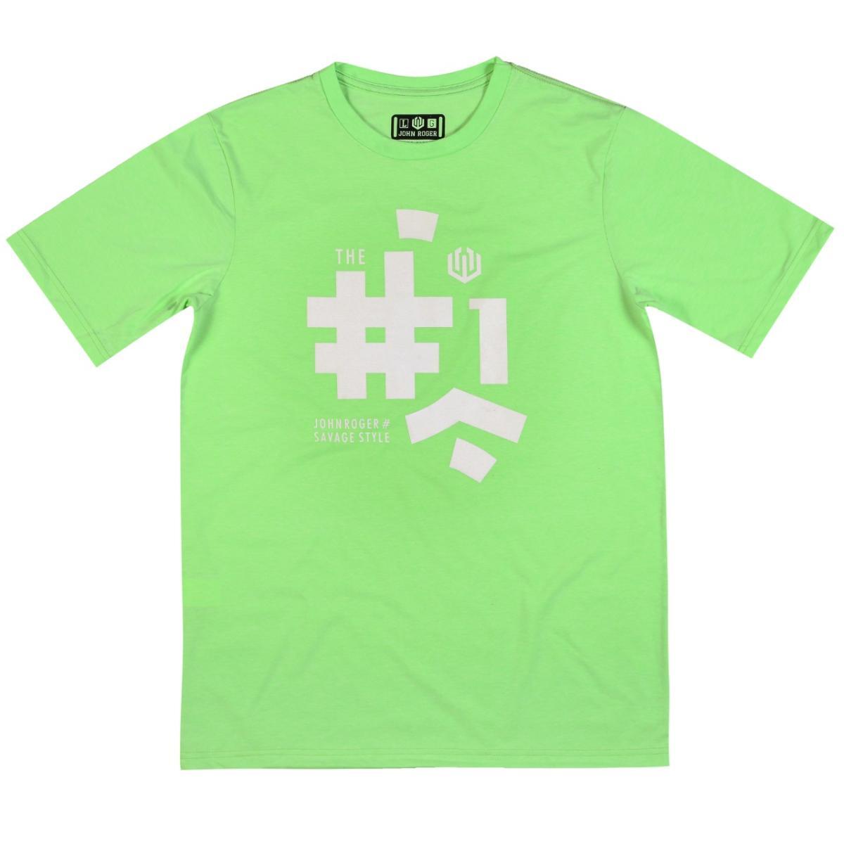 Camiseta John Roger - Japanese