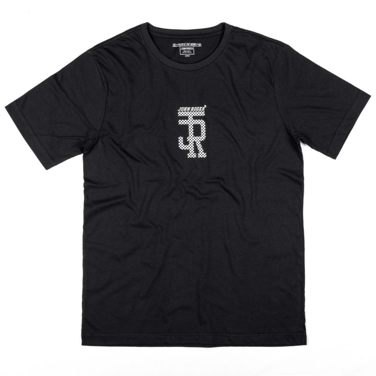 Camiseta John Roger - JR Check