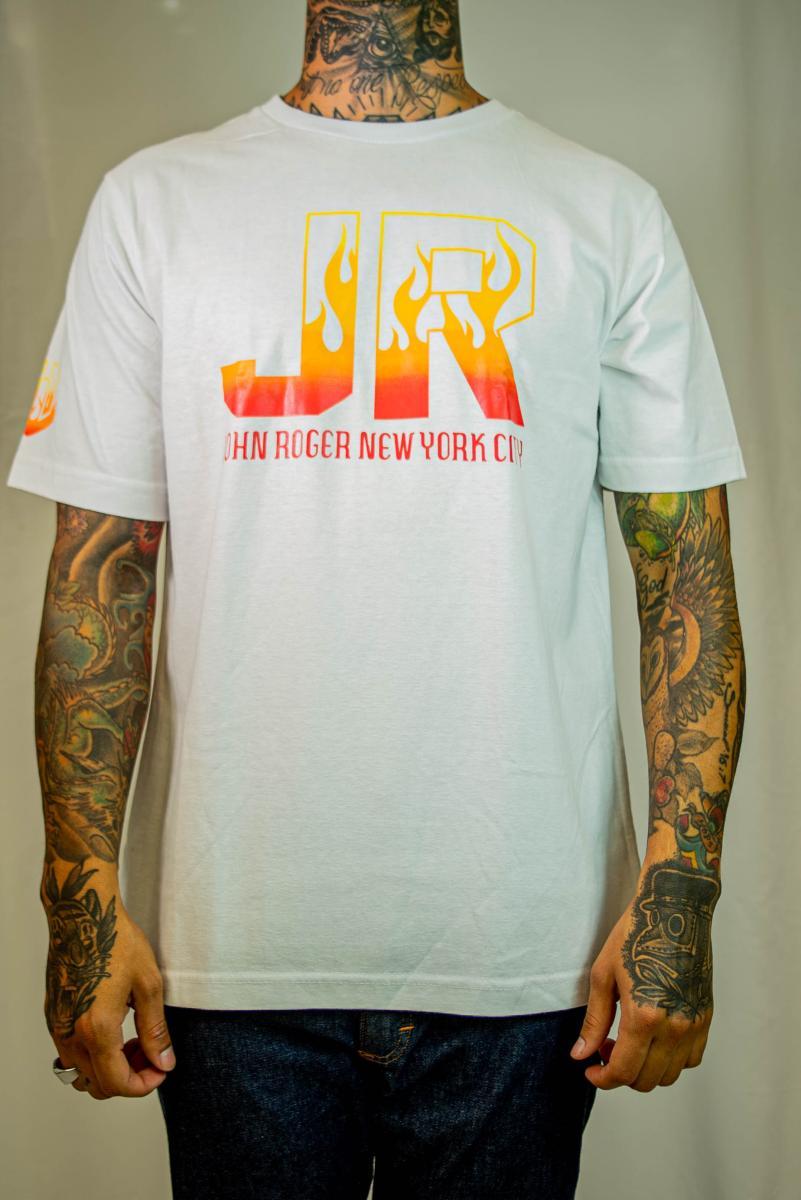 Camiseta John Roger - JR FIRE!