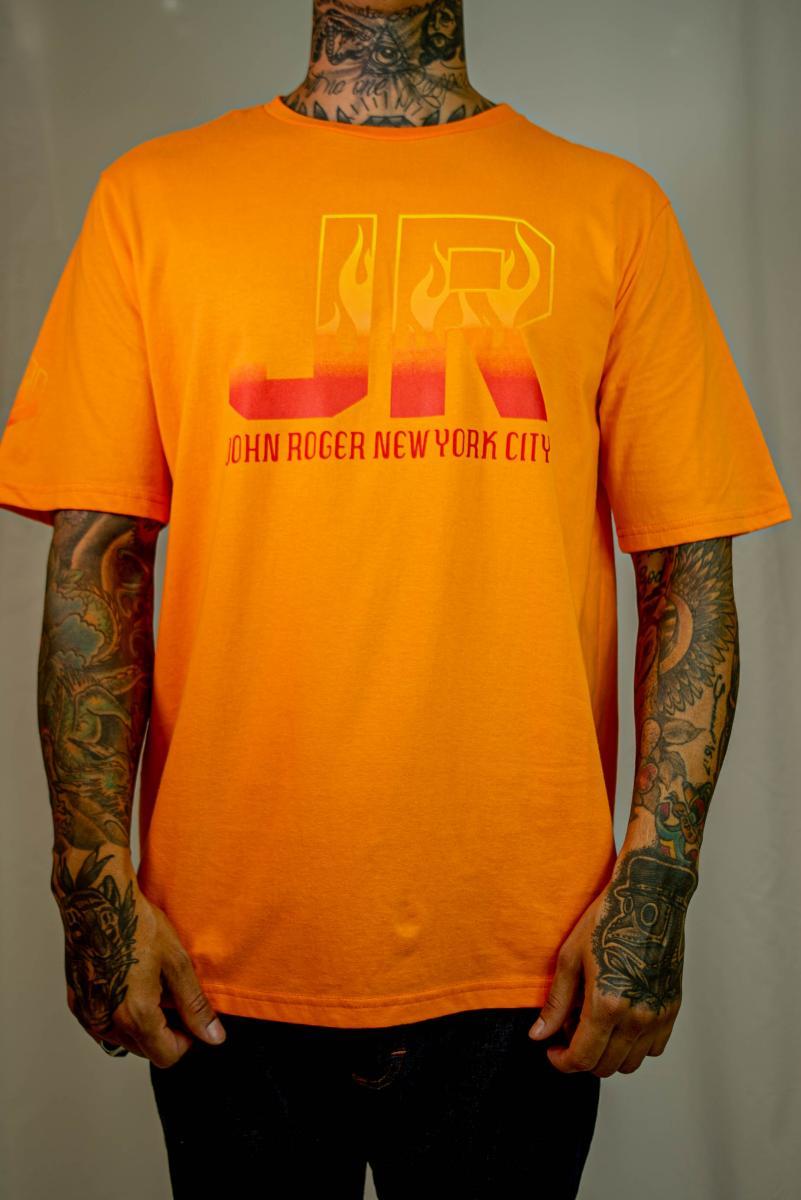 Camiseta John Roger - JR NY