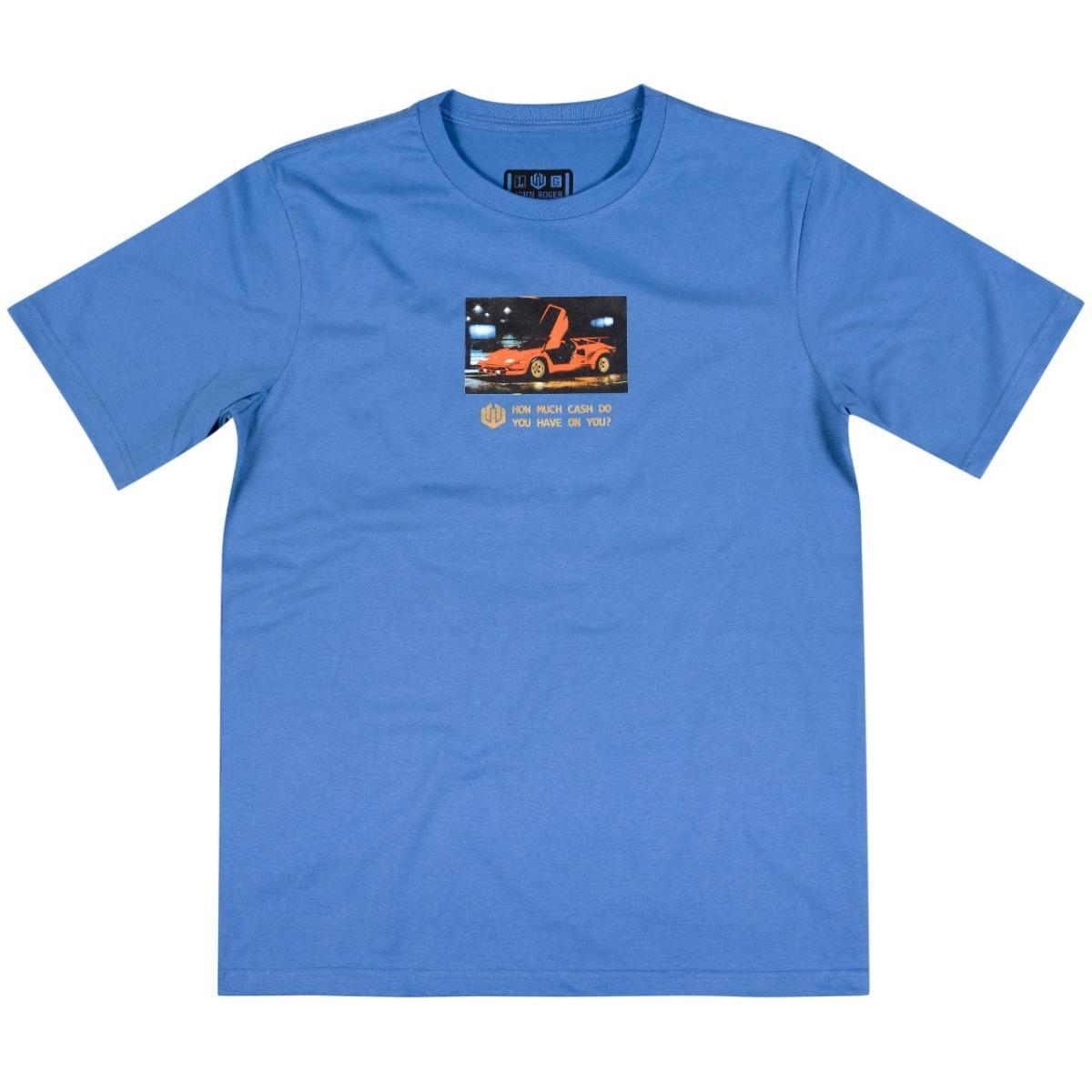 Camiseta John Roger - Lamborghini