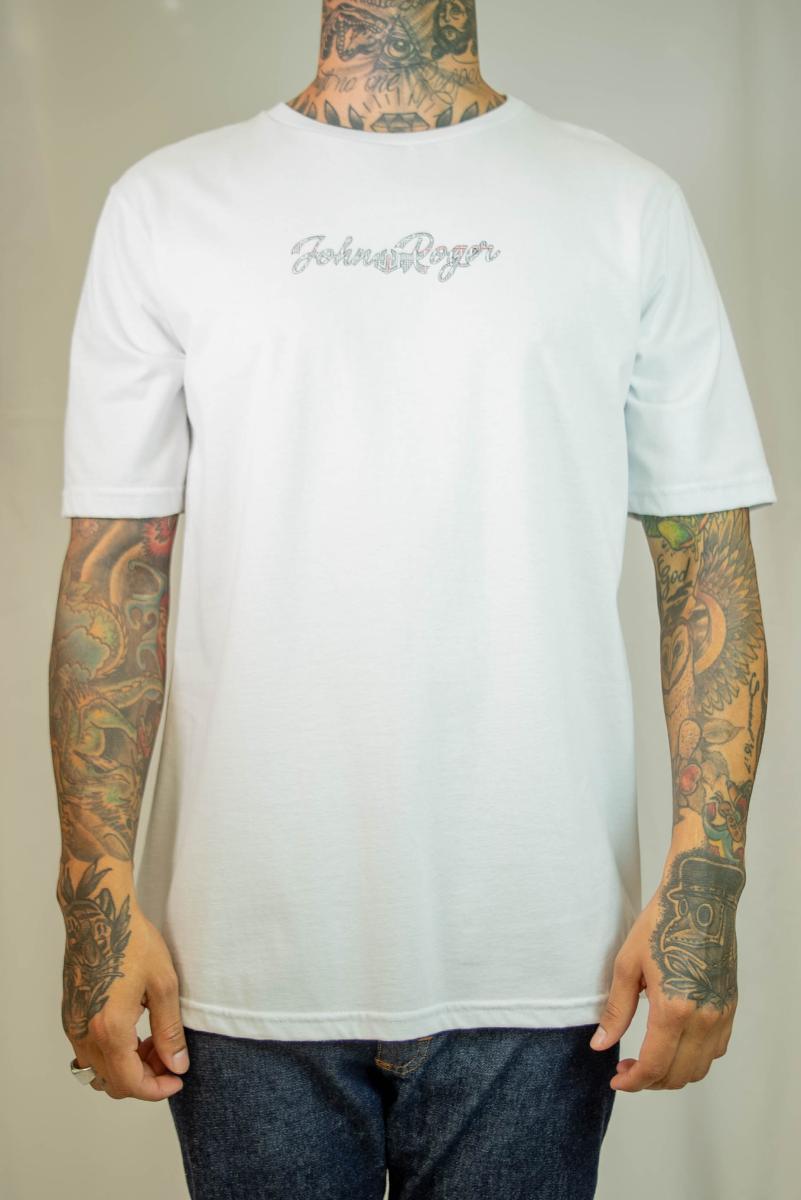 Camiseta John Roger - Manusc.
