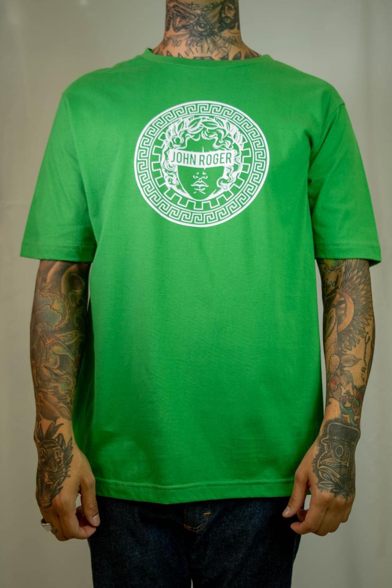 Camiseta John Roger - Medusa 2